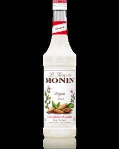monin almond sirop