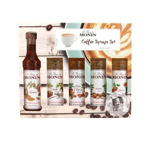 monin coffee set
